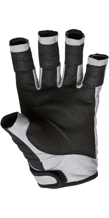 2020 Helly Hansen Short Finger Sailing Glove Black 67772