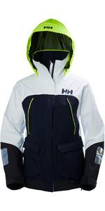 2019 Helly Hansen Womens Pier Coastal Jacket Navy 33886