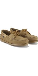 Henri Lloyd Arkansa Deck Shoe Brown Nubuck / Caramel F94412