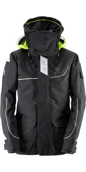 2018 Henri Lloyd Elite Offshore 2.0 Jacket BLACK Y00376