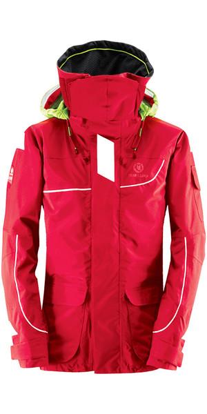 2018 Henri Lloyd Elite Offshore 2.0 Jacket NEW RED Y00376