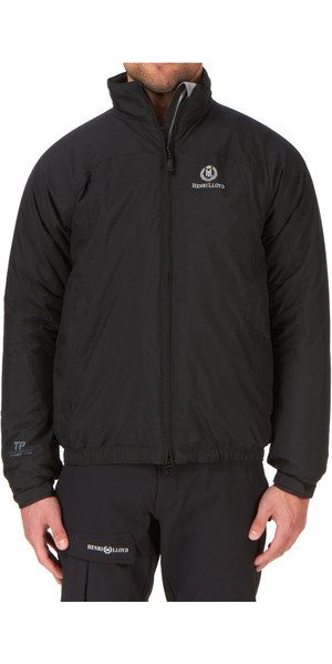 Henri Lloyd Elite Therm Mid Layer Jacket BLACK Y00394