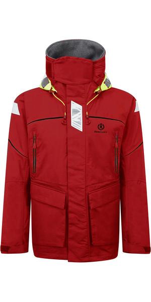 2018 Henri Lloyd Freedom Offshore Jacket NEW RED Y00351