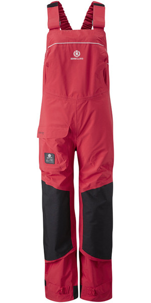 2018 Henri Lloyd Womens Elite Offshore 2.0 Hi-Fit Trousers NEW RED Y10175