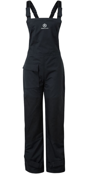2018 Henri Lloyd Womens Freedom Offshore Hi-Fit Trousers Black Y10161