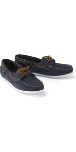 2018 Henri Lloyd Ladies Shore Deck Shoe Denim Blue F94425