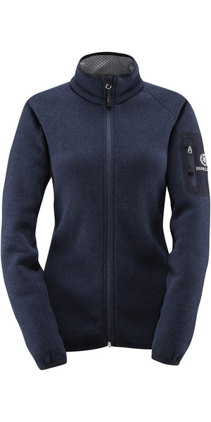 2019 Henri Lloyd Womens Traverse Fleece Jacket Marine Y20111
