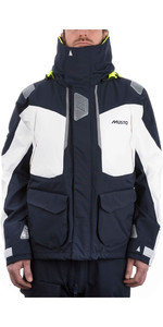 Musto BR2 Offshore Jacket TRUE NAVY / WHITE SMJK052