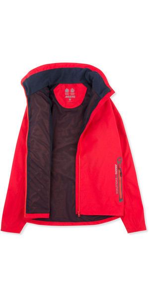Musto Essential Crew BR1 Jacket TRUE RED EMJK074