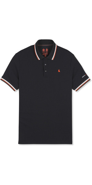 Musto Evolution Pro Lite Short Sleeve Polo BLACK EMPS013