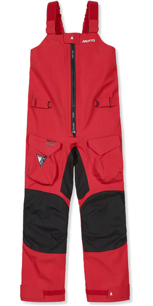 Musto HPX Gore-Tex Pro Series Trouser RED SH1661