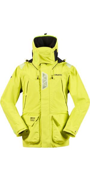 Musto HPX Ocean Jacket Sulphur Spring / Black SH1651