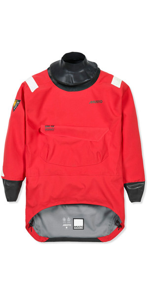 Musto HPX Pro Series Dry Smock RED SH1710