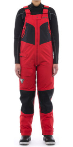 Musto Womens BR2 Offshore Trouser TRUE RED / BLACK SB0210