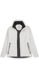 Musto Womens Essential Crew BR1 Jacket PLATINUM EWJK058