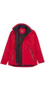 Musto Womens Essential Crew BR1 Jacket TRUE RED EWJK058