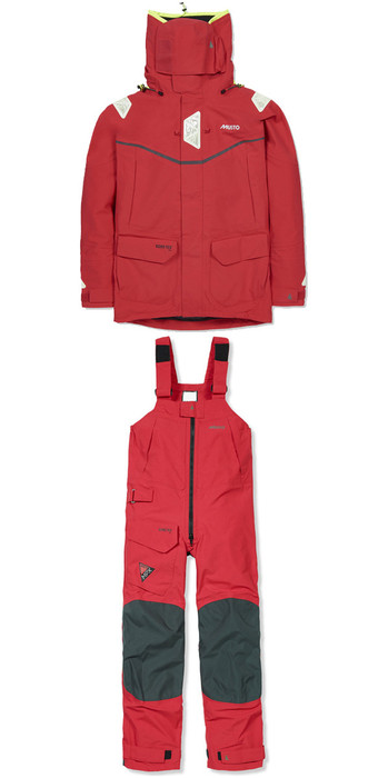 Musto MPX Trousers SM1505 IN Red