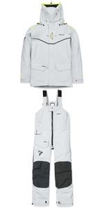 MUSTO MPX GORETEX Offshore Jacket SM1513 + Trouser SM1505 Combi Set PLATINUM