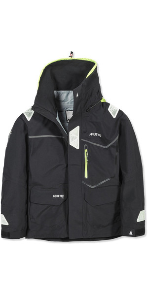 Musto MPX Offshore Gore-Tex Race Jacket Black SM1266