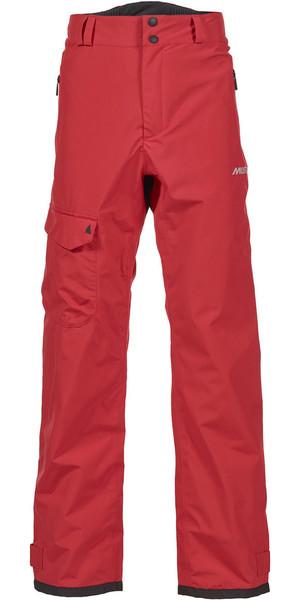 Musto Solent Gore-Tex Hi-Back Sailing Trousers TRUE RED SL0100