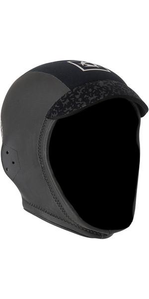 2018 Mystic 1.5mm Chin Hood Black 170125