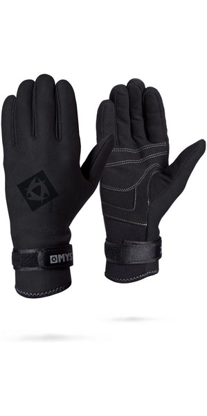 2018 Mystic 2mm Smooth Kitesurfing Glove 140190