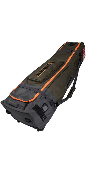 2018 Mystic Golf Bag Pro with Wheels 1.5M Army 130715