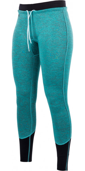 Mystic Ladies Diva Neo Pants GREY / TURQUOISE 170291