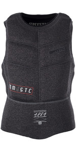 Mystic Majestic Zipperless Kite Impact Vest Black 170307