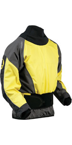 2019 Nookie Rush White Water Jacket YELLOW / CHARCOAL GREY JA20
