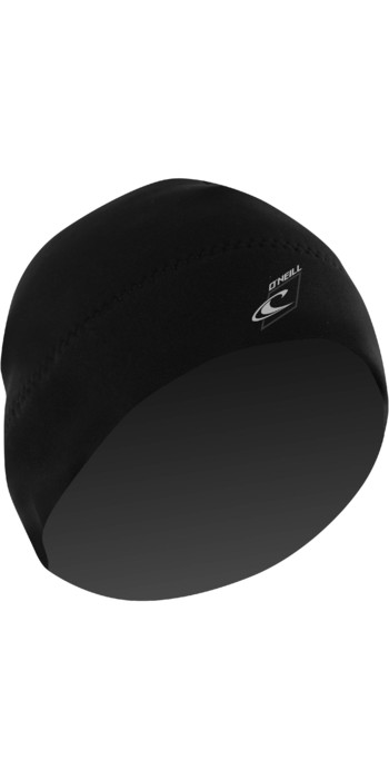 2020 O'Neill 2mm Neoprene Beanie BLACK 3671