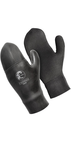 2018 O'Neill O'Riginal 5mm Mitten Gloves 4798