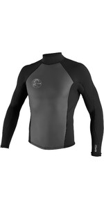 2020 O'Neill O'riginal 2/1mm Neoprene Jacket BLACK 4465