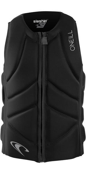 2019 O'Neill Slasher Comp Impact Vest BLACK 4917EU