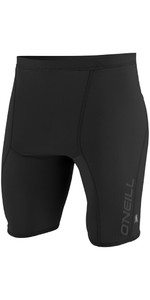 2019 O'Neill Thermo-X Thermal Shorts BLACK 5024