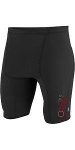 2021 O'Neill Youth Skins Rash Shorts BLACK 3536