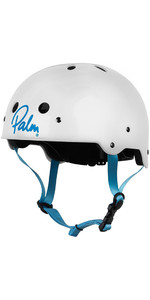 2019 Palm AP4000 Helmet White 11841