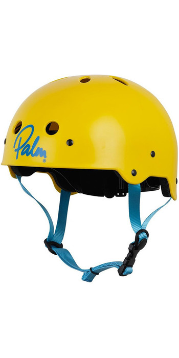 2021 Palm AP4000 Helmet Yellow 11841