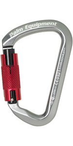 2019 Palm Autolock Karabiner in Silver 10545