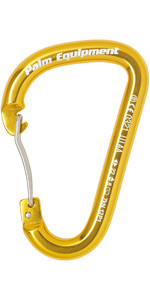 2020 Palm Karabiner Wire Gate GOLD 10540