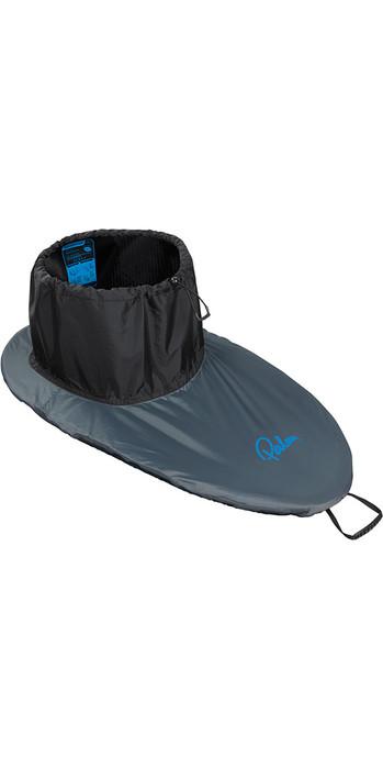 2021 Palm Ullswater Spray Deck GREY / Blue Logo 10560