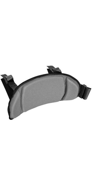 2021 Palm Universal Backband Kayak Back Rest Grey - Small 11620
