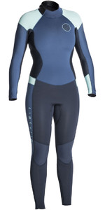 2018 Rip Curl Womens Dawn Patrol 5/3mm Back Zip Wetsuit DARK BLUE WSM7EW