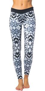 Rip Curl Womens G-Bomb 1mm SUP Neoprene Trousers BLACK / WHITE WPA6BW