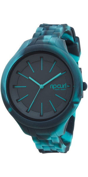 2018 Rip Curl Womens Horizon Silicone Marbled Surf Watch SLATE A2967G