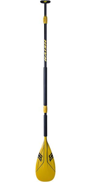 2018 Naish Sport Alu Vario 3-Piece SDS Sup Paddle - 90 Blade