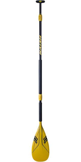 2018 Naish Sport Alu Vario 3-piece Sds Sup Paddle - 90 Blade Picture