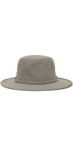 2018 Tilley T3 Snap-Up Brimmed Hat - KHAKI / KHAKI