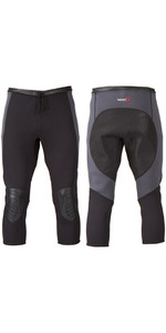 Yak 3mm Neoprene Long Paddling Pants BLACK 5419-A