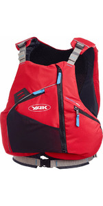 2019 Yak High Back 60N Touring Buoyancy Aid in Red 2751